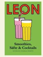 Leon Mini. Smoothies, Säfte & Cocktails