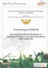 Proceedings of INDS'09