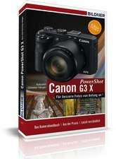 Canon PowerShot G3X - Für bessere Fotos von Anfang an!