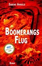 Boomerangs Flug