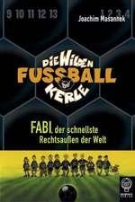 Die Wilden Fussballkerle 08: Fabi, der schnellste Rechtsaußen der Welt
