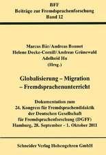 Globalisierung - Migration - Fremdsprachenunterricht