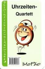 Das Uhrzeiten-Quartett