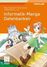 Informatik-Manga: Datenbanken