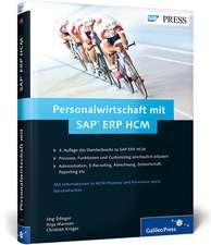Personalwirtschaft mit SAP ERP HCM