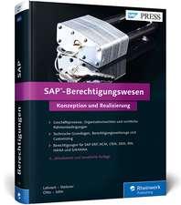 SAP-Berechtigungswesen