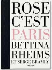 Bettina Rheims, Serge Bramly - Rose, c'est Paris