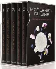 Modernist Cuisine: El Arte y La Ciencia de la Cocina