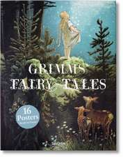Grimms' Fairy Tales Poster Set:  The Book
