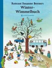 Hoinari prin anotimpuri Iarna Midi 13 x 17 cm : Winter-Wimmelbuch