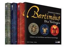 Die Bartimäus Trilogie
