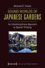 Sound Worlds of Japanese Gardens