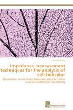 Impedance Measurement Techniques for the Analysis of Cell Behavior:  An Alternative Succession Route for Family Firms