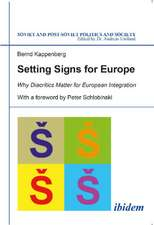Setting Signs for Europe: Why Diacritics Matter for European Integration