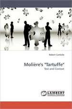 """Molière's """"Tartuffe"""""""