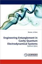 Engineering Entanglement in Cavity Quantum Electrodynamical Systems