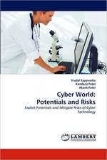 Cyber World: Potentials and Risks
