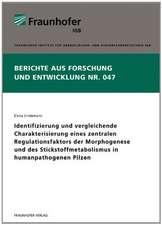 Identifizierung und vergleichende Charakterisierung eines zentralen Regulationsfaktors der Morphogenese und des Stickstoffmetabolismus in humanpathogenen Pilzen