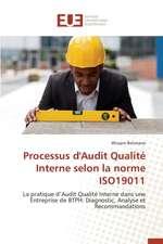 Processus D'Audit Qualite Interne Selon La Norme Iso19011:  Sowjetische Kommunismus-Konzeptionen Seit 1961