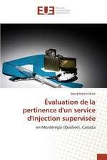 Evaluation de La Pertinence D'Un Service D'Injection Supervisee:  Vers Une Publicite En Ligne Plus Efficace ?
