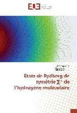 Etats de Rydberg de Symetrie de L'Hydrogene Moleculaire:  Une Comparaison