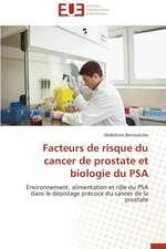 Facteurs de Risque Du Cancer de Prostate Et Biologie Du Psa:  La Crise D'Air Canada