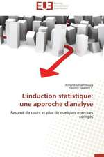 L'Induction Statistique:  Une Approche D'Analyse