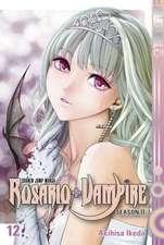 Rosario + Vampire Season II 12