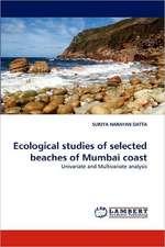 Ecological studies of selected beaches of Mumbai coast