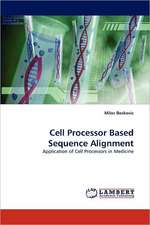 Cell Processor Based Sequence Alignment