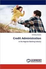 Credit Administration