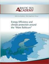 Energy Efficiency and climate protection around the Mare Balticum