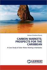 Carbon Markets; Prospects for the Caribbean