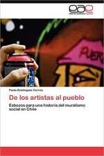 de Los Artistas Al Pueblo:  Los DOS Puntos