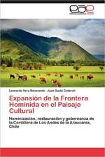 Expansion de La Frontera Hominida En El Paisaje Cultural:  Evaluacion Polisomnografica