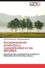 Encadenamiento Productivo y Competitividad En Las Mipymes:  Hacia Una Epica Posmoderna