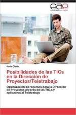 Posibilidades de Las Tics En La Direccion de Proyectos/Teletrabajo:  Hispania Entre 408 y 456 D.C.