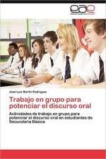 Trabajo En Grupo Para Potenciar El Discurso Oral:  El Teatro Romano de Cartagena