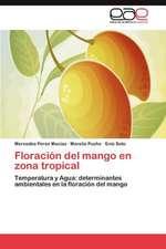 Floracion del Mango En Zona Tropical