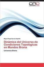 Dinamica del Universo de Condiciones Topologicas En Mundos Brana:  Vinculos y Aprendizajes