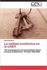 La Calidad Academica En La Uaeh:  Exportaciones de Balsa