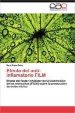 Efecto del Anti-Inflamatorio Film:  Un Espacio Comun Entre DOS Continentes