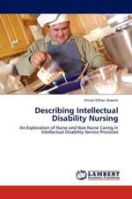 Describing Intellectual Disability Nursing