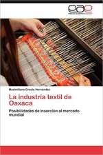 La Industria Textil de Oaxaca:  Palmstrom, Palma Kunkel, Gingganz