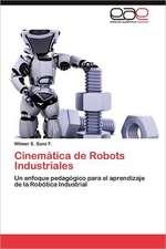 Cinematica de Robots Industriales:  Retos En Su Intervencion