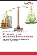 El derecho y las relaciones internacionales