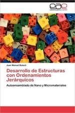 Desarrollo de Estructuras Con Ordenamientos Jerarquicos:  Cultivo de Condrocitos Auriculares