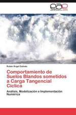 Comportamiento de Suelos Blandos Sometidos a Carga Tangencial Ciclica:  Entre Cascos y Prejuicios