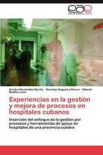 Experiencias En La Gestion y Mejora de Procesos En Hospitales Cubanos:  Herramienta de La Web 2.0 Para Algebra Lineal