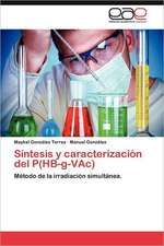 Sintesis y Caracterizacion del P(hb-G-Vac):  Arbol Milagroso Para Animales y Humanos